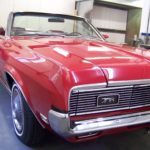 1969 Mercury Cougar XR-7 Convertible