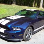 2010 Shelby GT-500 Coupe