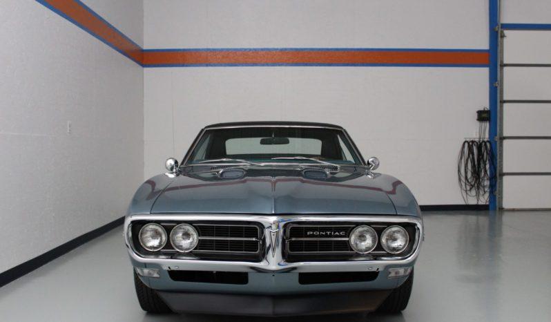 1968 Pontiac Firebird 400 full