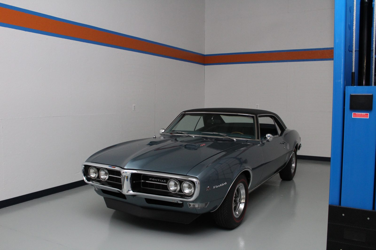 1968 pontiac firebird 400 mid atlantic classic cars. Black Bedroom Furniture Sets. Home Design Ideas