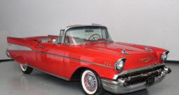 1957 Bel Air Convertible