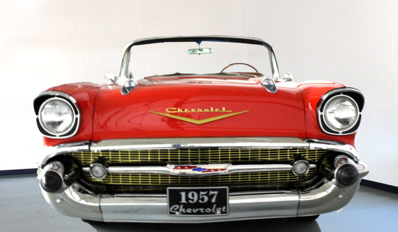 1957 Bel Air Convertible full