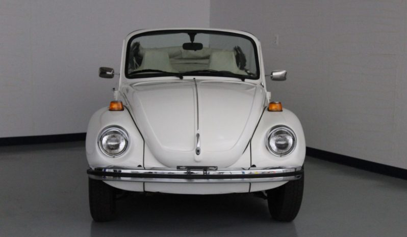 1973 Volkswagen Beetle Convertible full