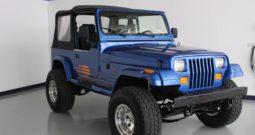 1991 Jeep Islander