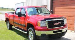 2012 GMC 3500