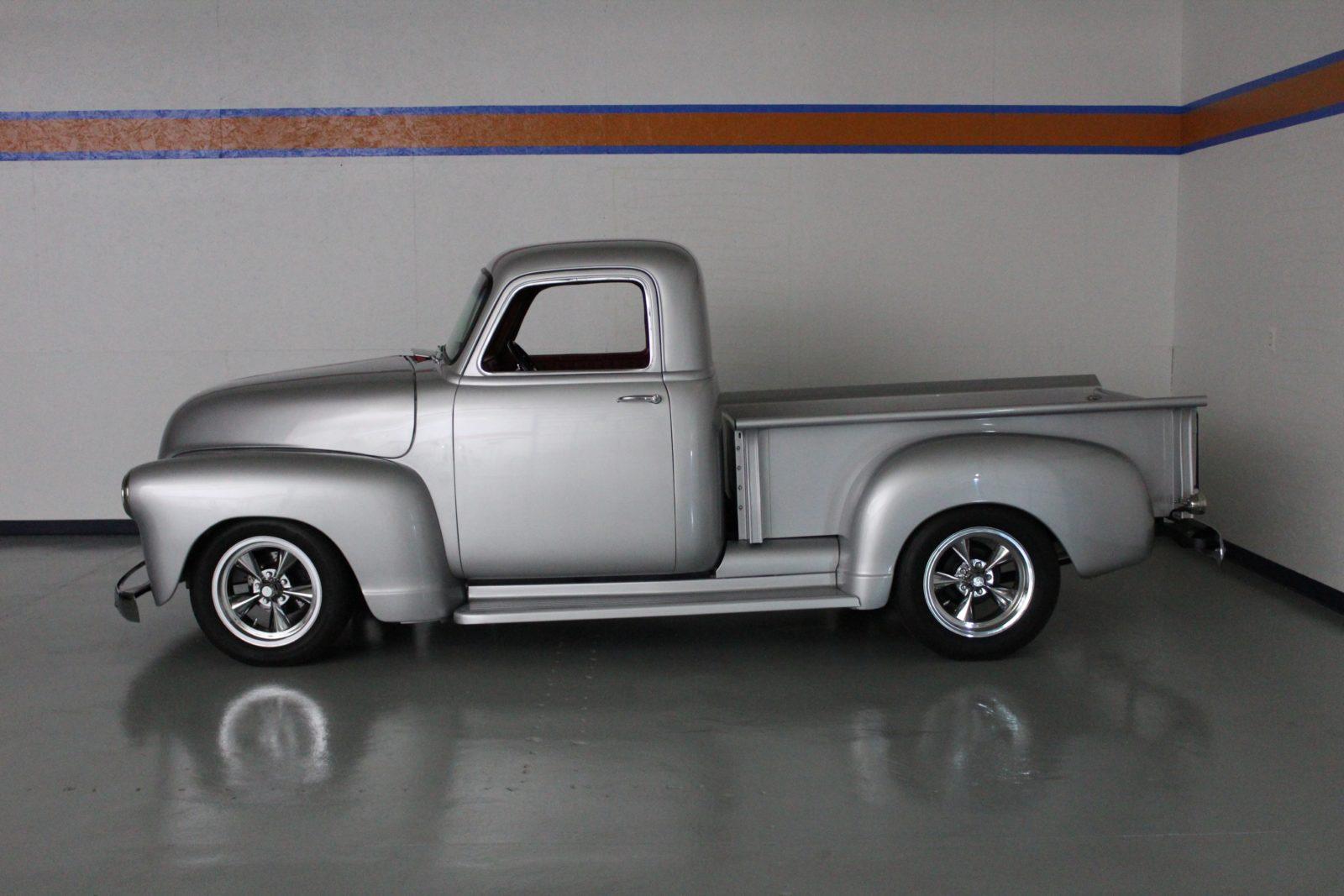 Truck chevy 1955 truck : 1955 Chevy Truck – Mid Atlantic Classic Cars